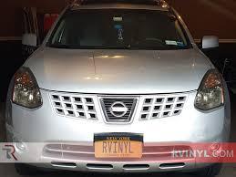 Nissan Rogue 2013 - rtint nissan rogue 2008 2013 headlight tint film