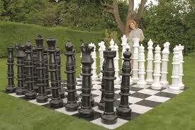 Diy Chess Set by Uber Chess Pieces Plastic 120cm