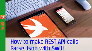 Parse Your Resume How To Make Rest Api Calls And Parse Json With Swift Codequs Com