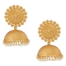 buy jhumka earrings online jhumkas online shopping buy jhumki design collections india