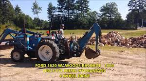 ford 1620 youtube