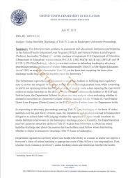 bankruptcy u0026 discharging student loans updates