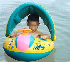 siege enfant gonflable vente chaude gonflable ronde enfant bébé anneau de natation