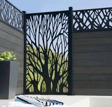 Grillage Balcon Castorama Simple Brise Jardin Terrasse Panneaux Brise Vue Pour Se Cacher Des Voisins