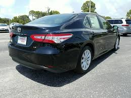 toyota camry trunk new 2018 toyota camry le j3007067 toyota of sarasota