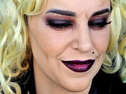 halloween zombie bride makeup
