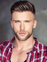 hair cut for men shaved on sides slicked back on top 20 cute hairstyles for men mens hairstyles 2018
