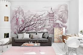 hot pink rose floral wall murals for bed room living room 3d wall murals living room pink image permalink