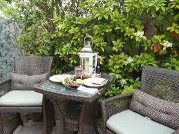 Restaurant Patio Planters by Summer Lavender Parking