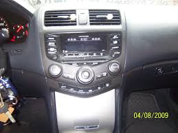 2004 Honda Accord Coupe Lx Honda Accord Owners Installers Please Help Car Audio