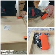 drawer slide locking mechanism installing drawers with blum tandem plus blumotion drawer slides
