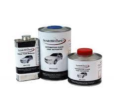 automotive touch up paint deep scratch repair kit bumper