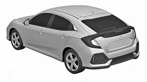 lexus hatchback autotrader 2017 honda civic hatchback revealed in patent photos news