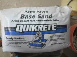 Sand Cement Mix For Patio Sand U0026 Cement Brickyard Colorado