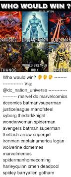 Sentry Vs Thanos Whowouldwin 25 Best Memes About 4chan A 4chan A Memes