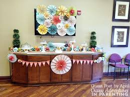 Decorate Room With Paper How To Make Paper Rosettes Beautiful Paper Rosette Wall Decor