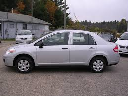 nissan versa trim levels earthy cars blog earthy car of the week 2009 silver nissan versa 1 6