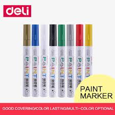 aliexpress com buy 8 color paint marker graffiti permanent white