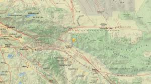 Palm Springs Map 3 2 Magnitude Earthquake Hits Near Palm Springs Abc7 Com