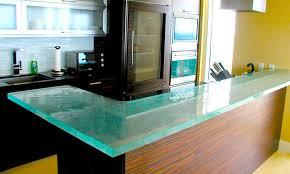 plan de travail cuisine en verre plan de travail en verre de cuisine sensible chic thinkglass