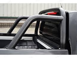 nissan trucks black nissan navara np300 16 on black steel hoop sports bar 4x4