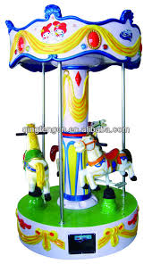 portable small merry go carousel for sale shopping mall