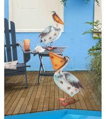 sunjoy whimsical pelican garden statue reviews wayfair