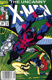 Uncanny Uncanny X Men Vol 1 286 Marvel Database Fandom Powered By Wikia