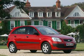 kia rio hatchback review 2005 2011 parkers