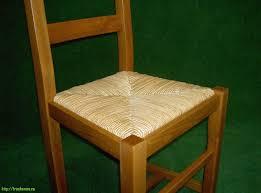 galette de chaise style campagne tuto galette de chaise volantée chaises modern living room
