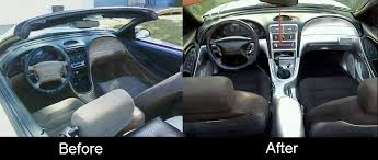 1996 Mustang Gt Interior 96 Almost Finished Custom Painted Interior Opinions Ford