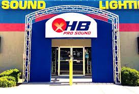 hb sound and light hb pro sound home facebook