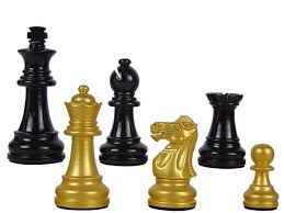 Cool Chess Pieces Black And Gold Chess Pieces In Case You Actually Are Looking For