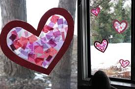 Easy Arts And Crafts For Kids With Paper - tissue paper stained glass crafts for kids pbs parents