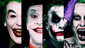 joker jared leto jack nicholson heath ledger villain