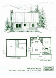 cottage floor plans with loft house plan cabins with lofts floor plans best ideas about log