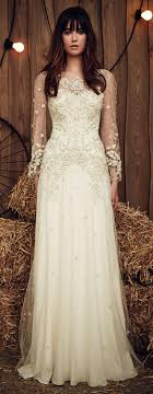 dresses with sleeves for wedding best 25 wedding gowns with sleeves ideas on lace