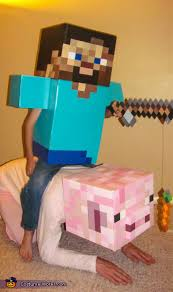 minecraft costumes minecraft family costumes photo 2 3