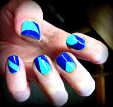 picture 2 of 5 best pattern easy nail art celebrity nail designs