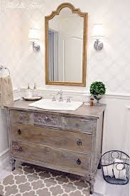 Bathroom Cabinets Sarasota Shabby Chic Whitewashed Dresser For An Antique Refined Touch