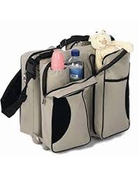 2 in 1 crib bassinet travel diaper nappy changing bag baby fold