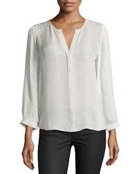 snake print blouse joie purine silk snake print blouse porcelain fatigue