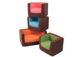 Toddler Armchairs Cubino Chair And Loveseat By Monte Design Group Inhabitots