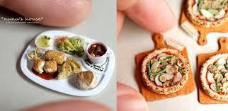 cuisine miniature tomo s brilliant food miniatures sheep