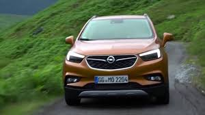 opel orange opel mokka x in amber orange driving video automototv youtube