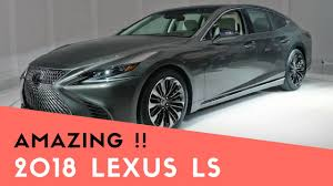 lexus ls 500 car and driver watch now 2018 lexus ls 500 interior review and exterior