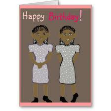 happy birthday twins clipart clipartxtras