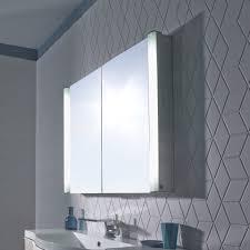 lit bathroom cabinets bathroom cabinets illuminated shaver socket