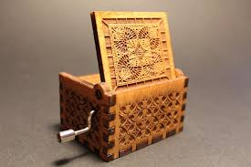 engraved box engraved wooden box edelweiss invenio crafts