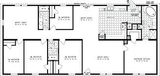 5 bedroom manufactured homes 5 bedroom floorplans modular and manufactured homes in ar with
